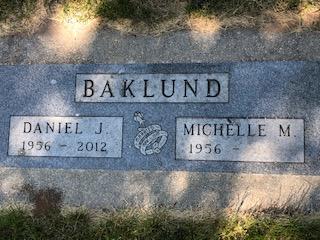 Baklund, Daniel, Companion Memorial